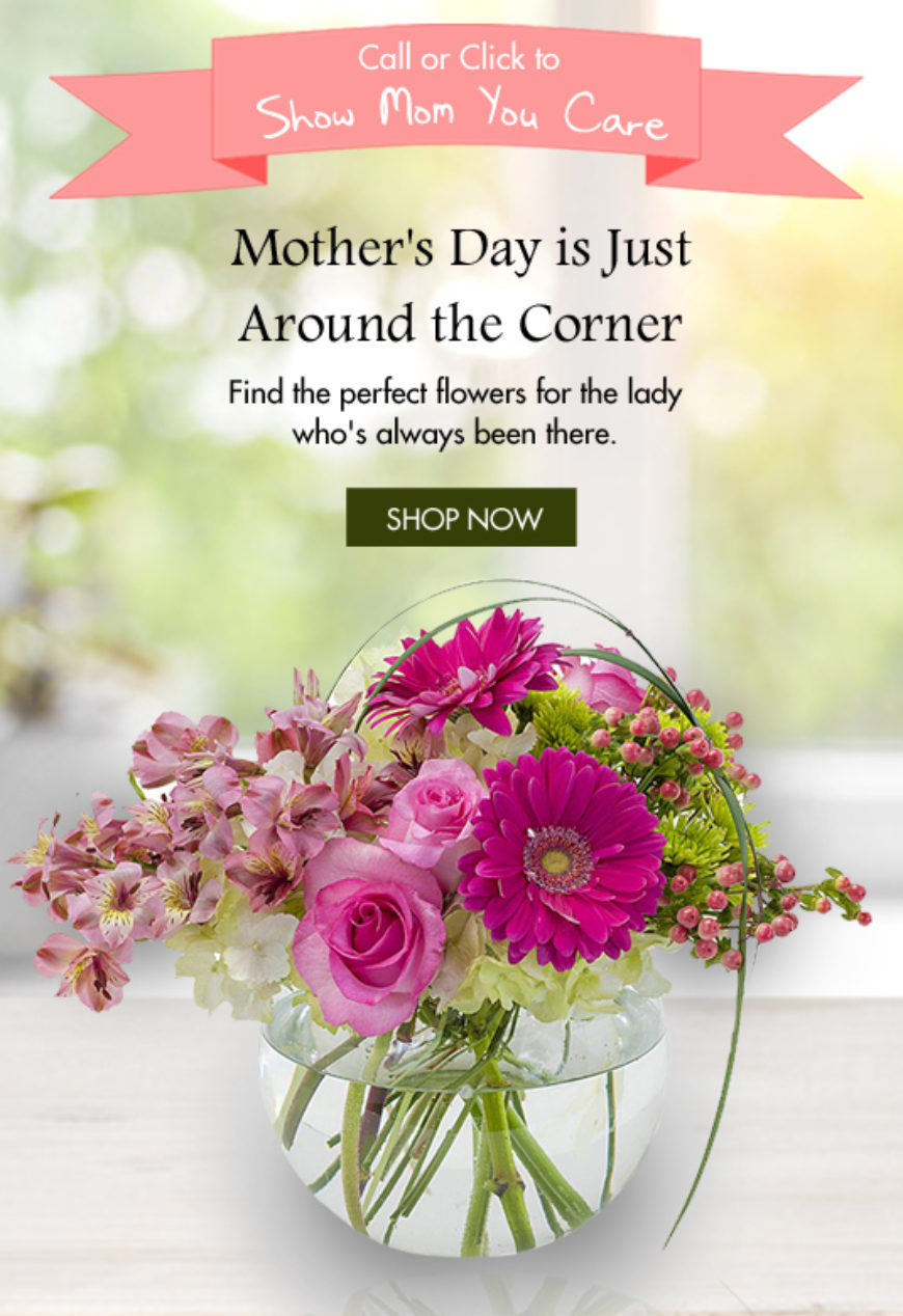 Mother's Day Email Marketing