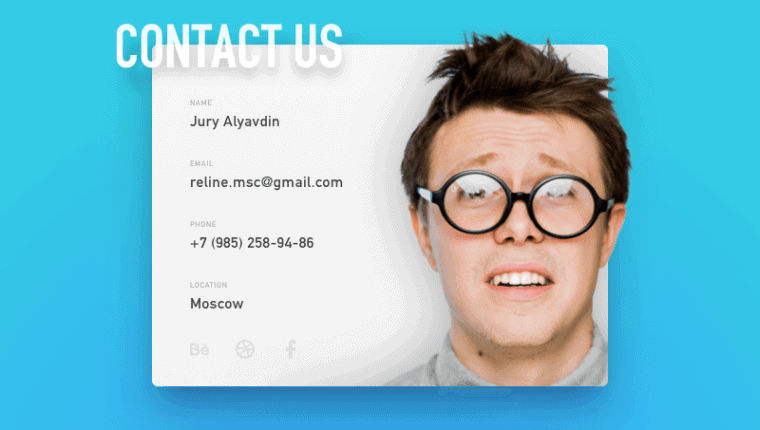 10 Creative, Converting, Contact Form Designs for 2016